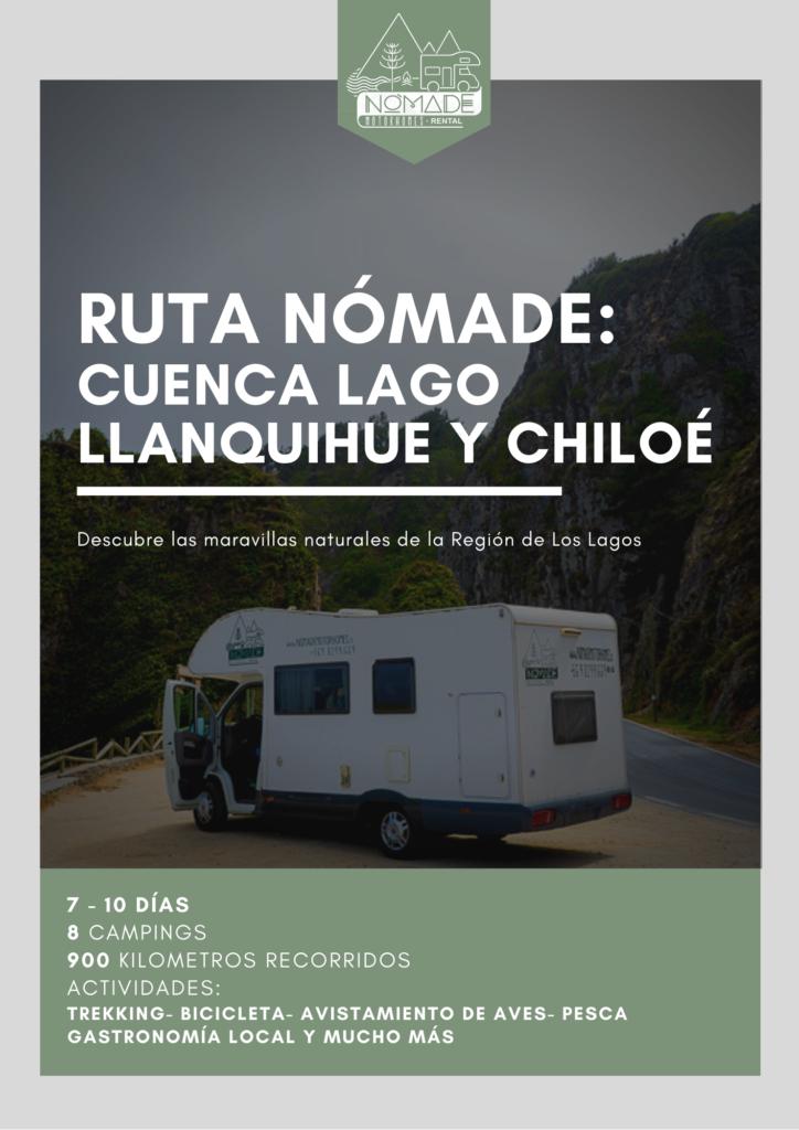 cuenca lago llanquihue y chiloe